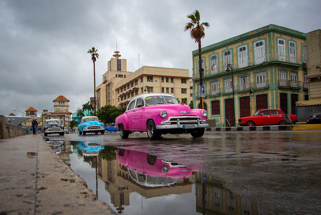 on Sunday, Jan. 29, 2017 in Havana, Cuba. (Photo by Matt Stamey/Santa Fe College)