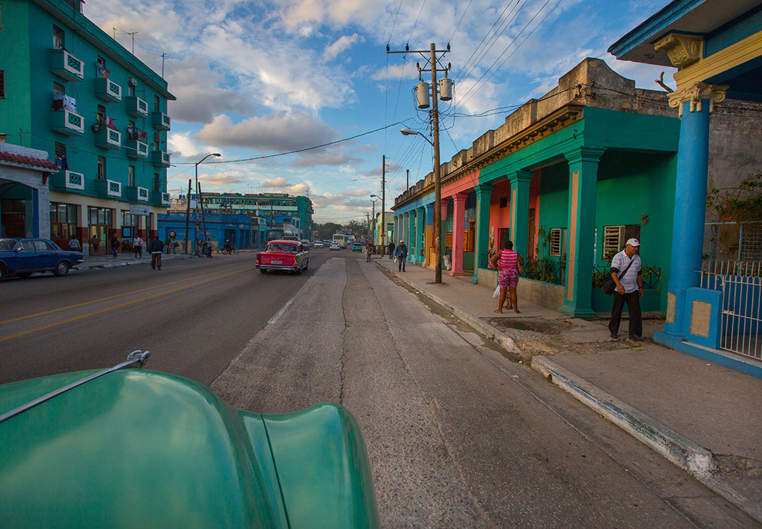 Cuba roads