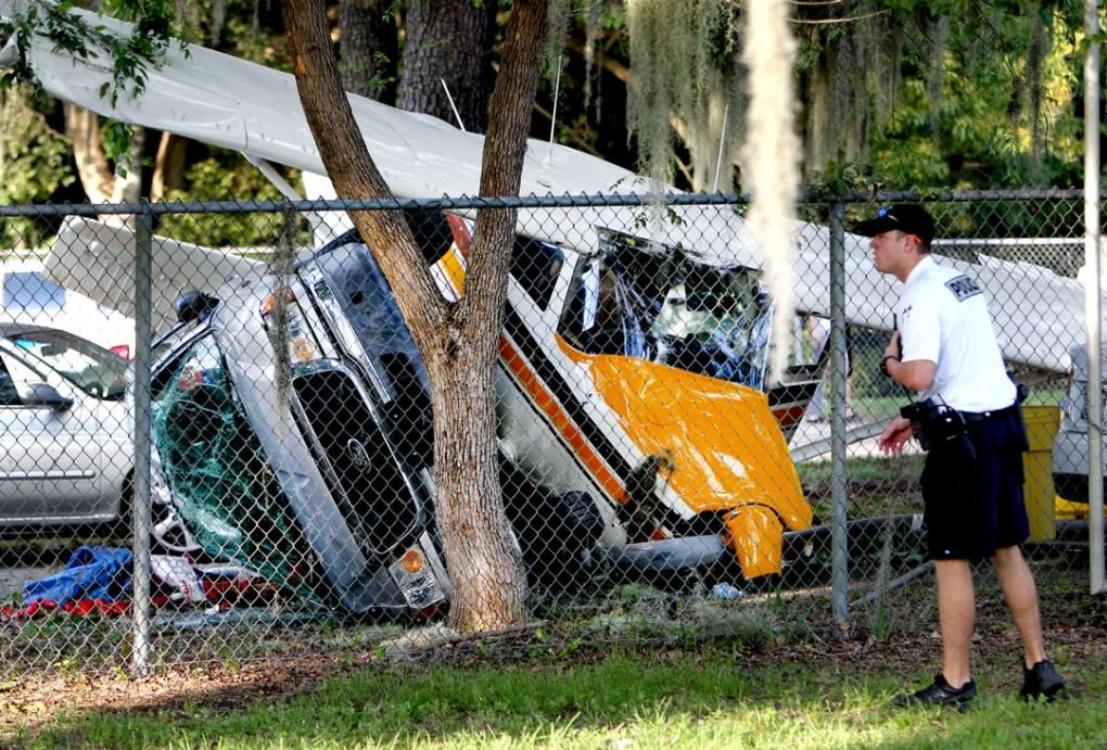 Crashing a tailgate