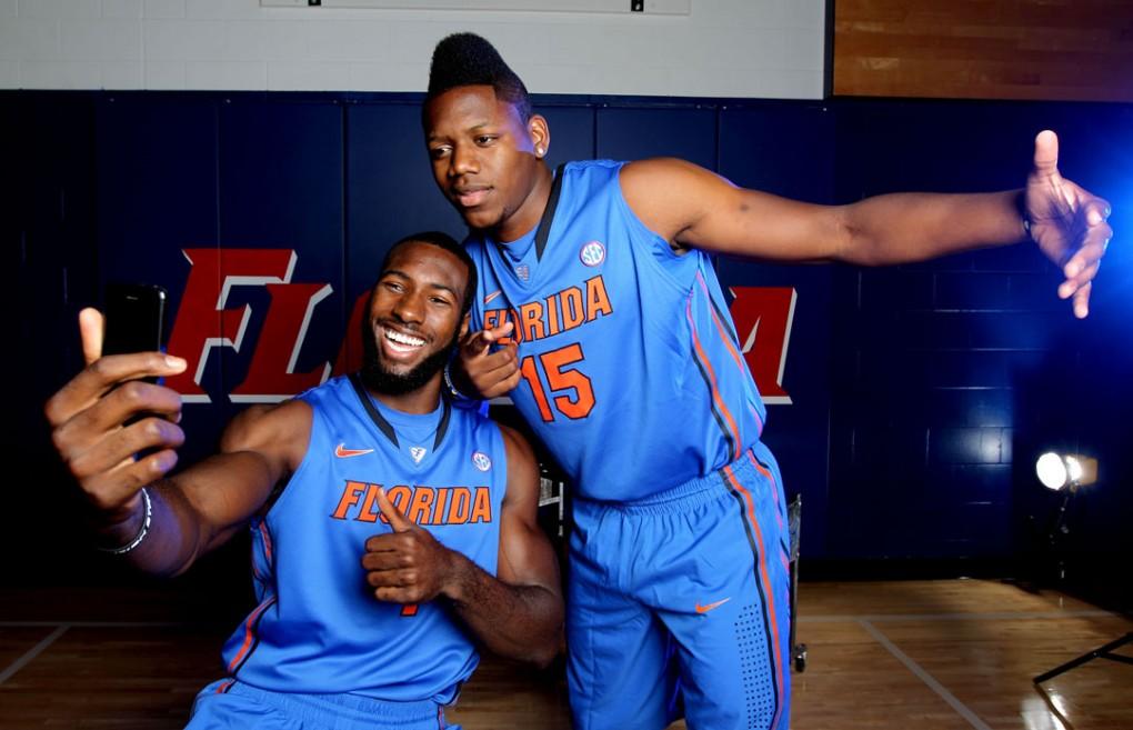 Basketball Media Day