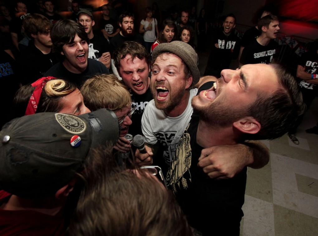 Punk Rock and Ear Plugs