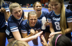 SF Volleyball at Nationals